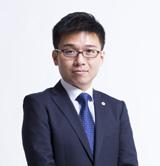 代表 林雄次 プロフィール写真